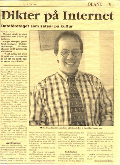 Kalmars län tidning om Novell.nu